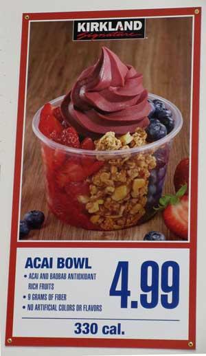 Vegetarians in Paradise/Vegan/Al Pastor Salad/Acai Bowl/Costco Food