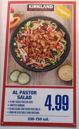 Vegetarians in Paradise/Vegan/Al Pastor Salad/Acai Bowl